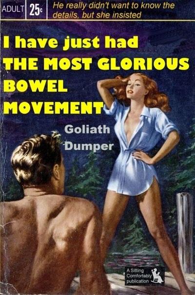 Glorious Bowel Movement meme