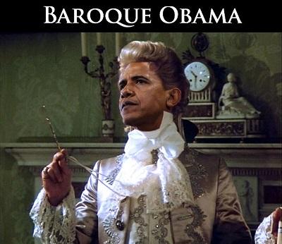 baroque Obama meme