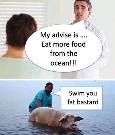 Sea Food meme