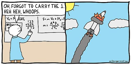 carry the one comic