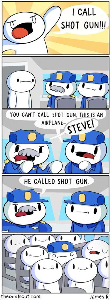 shotgun comic