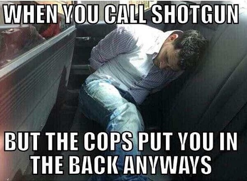 shotgun meme