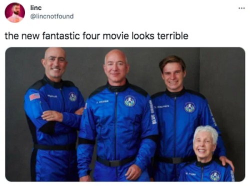 fantastic four meme