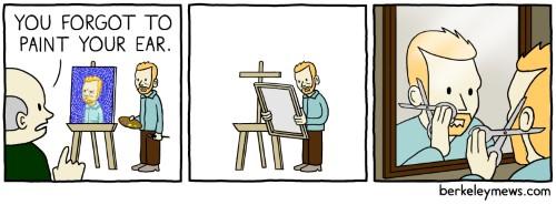 The Artists Comic