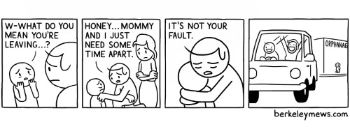 Its not your fault comic