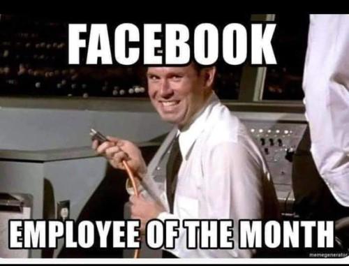 facebook outage meme