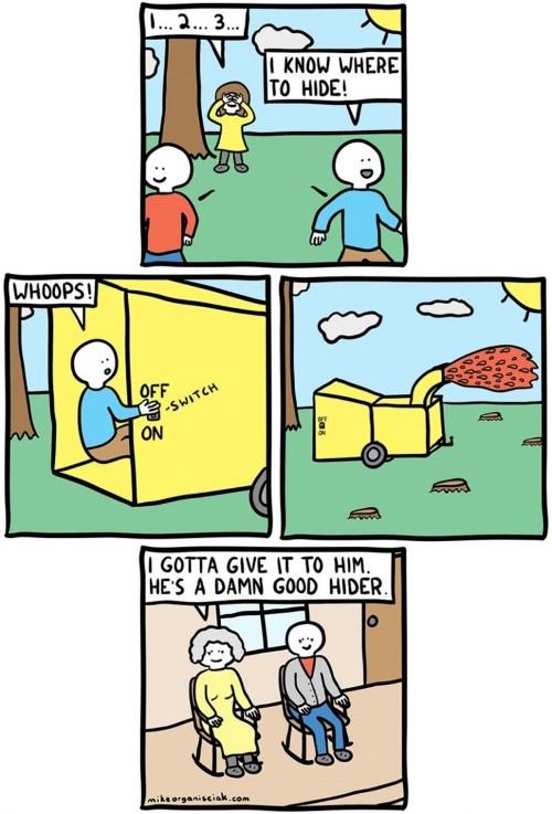 hide n seek comic