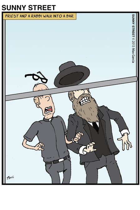 Rabbi comic